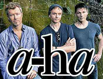 a-ha - play hunting high and low live