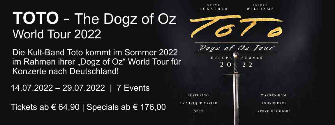 Toto - The Dogz of Oz