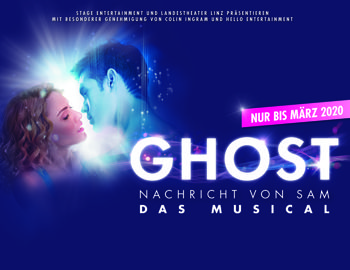 Das Musical Ghost in Stuttgart