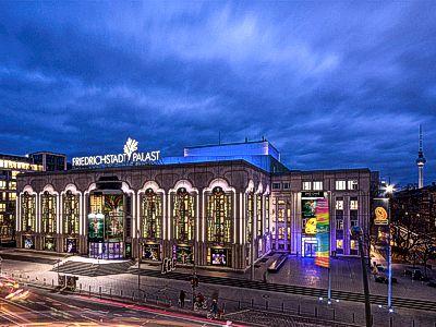 tickets f r die vivid grand show im friedrichstadt palast. Black Bedroom Furniture Sets. Home Design Ideas