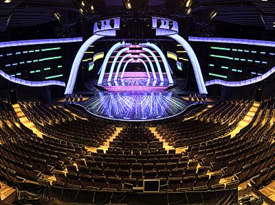 Tickets Für Die Vivid Grand Show Im Friedrichstadt Palast Berlin