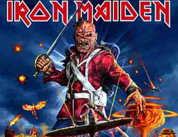 Iron Maiden Tour 2020