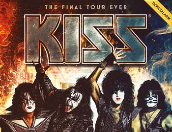Kiss - End Of The Road 2021
