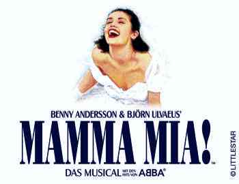 Musical Mamma Mia! in Berlin und Hamburg