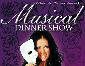 Musical Dinner Show in Leipzig