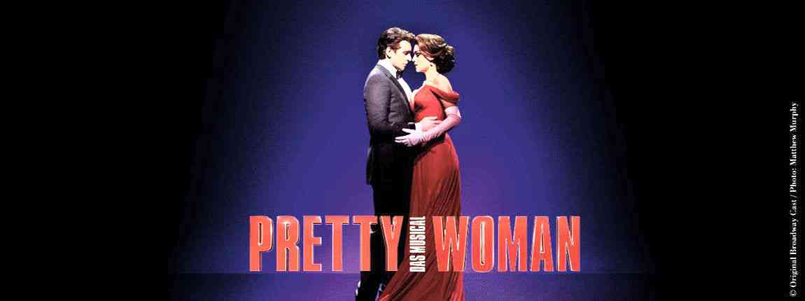 Musical Pretty Woman in Hamburg