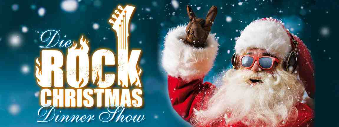 Rock Christmas Dinner Show Leipzig
