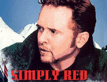 Simply Red - Blue Eyed Soul Tour 2021