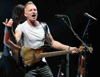 Sting - My Songs Tour 2020