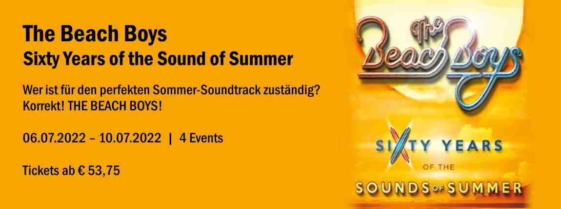 The Beach Boys Tour 2021