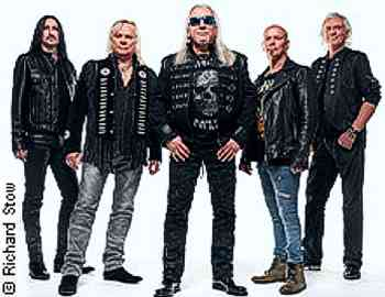 Uriah Heep - 50th Anniversary Tour