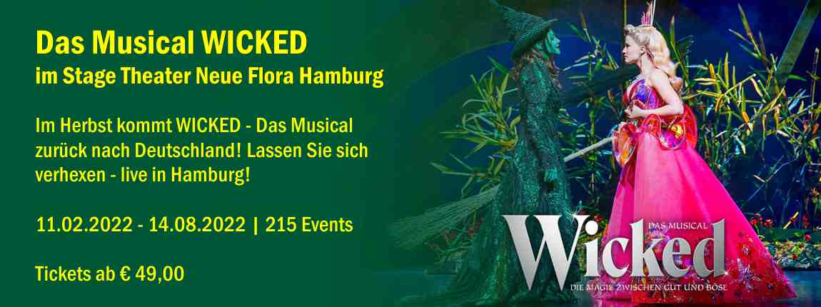 Wicked - Das Hexen Hit-Musical